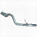 2005 FORD F-350 SUPER DUTY Flowmaster Exhaust Force II Exhaust System