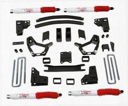 1989 Toyota 4runner Tuff Country 4 Inch Lift Kit W/shocks