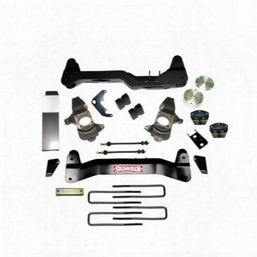 2002 Chevrolet Silverado 1500 Hd Skyjacker Suspension Lift Kit W/shock