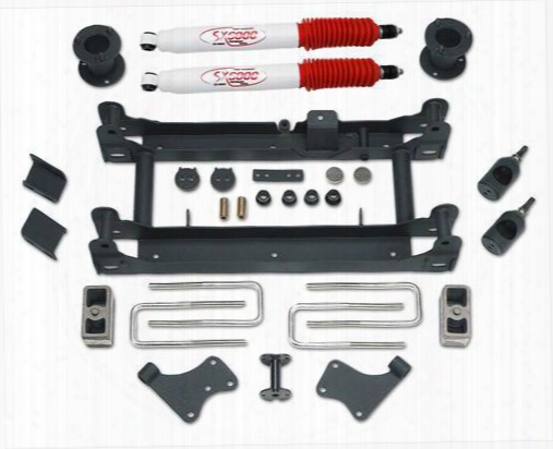 2004 Toyota Tundra Tuff Country 4.5 Inch Lift Kit W/shocks