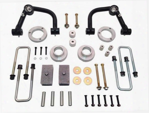2005 Toyota Tacoma Tuff Country 4 Inch Toyota Tacoma Lift Kit With Uniball Control Arms