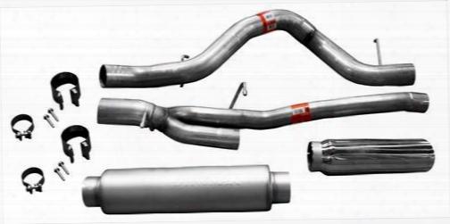 2007 Chevrolet Silverado 2500 Hd Classic Dynomax Exhaust Exhaust Systems