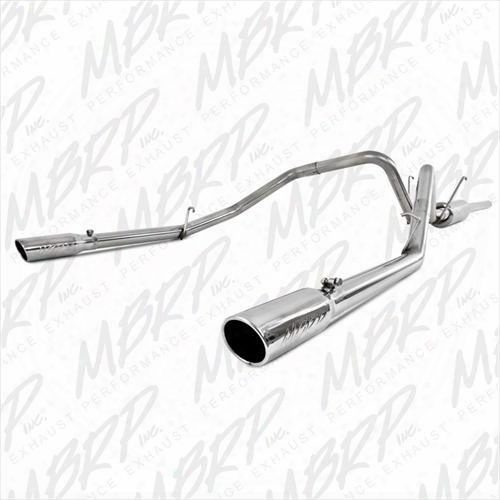 2008 Dodge Ram 1500 Mbrp Xp Series Cool Duals Cat Back Exhaust System