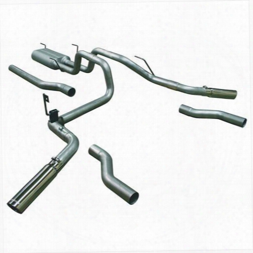 2008 Dodge Ram 2500 Flowmaster Exhaust American Thunder Exhaust System