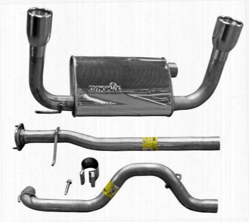 2008 Hummer H3 Dynomax Exhaust Exhaust Systems