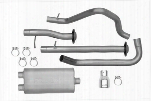 2009 Toyota Tundra Dynomax Exhaust Vt Cat-back Exhaust System