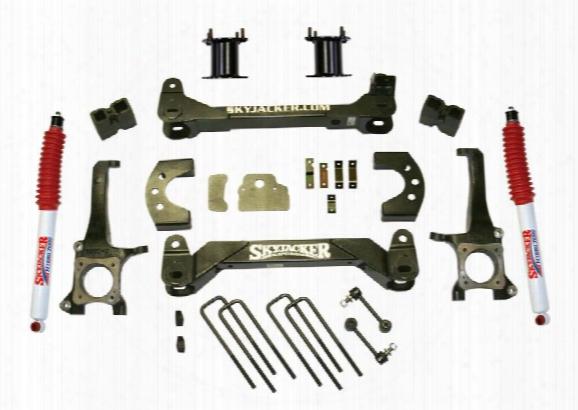 2009 Toyota Tundra Skyjacker Pallet Kit