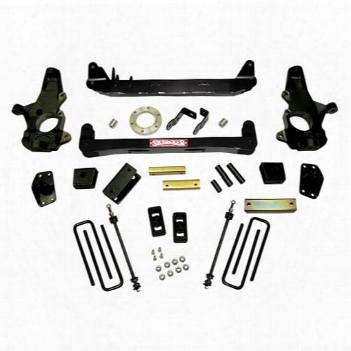 2010 Chevrolet Silverado 2500 Hd Skyjacker Suspension Lift Kit W/shock
