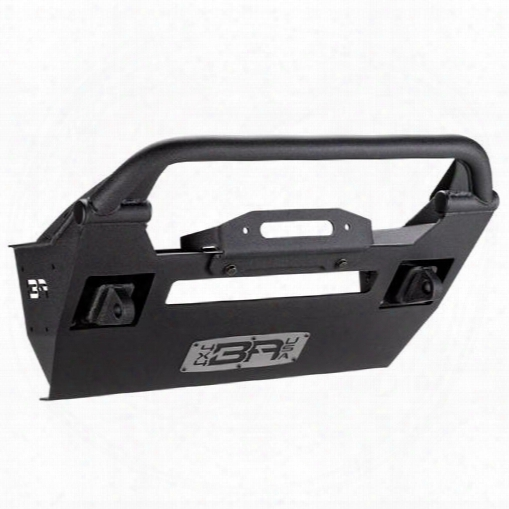 2010 Jeep Wrangler (jk) Body Armor 4x4 Pro-series Stubby Front Winch Bumper