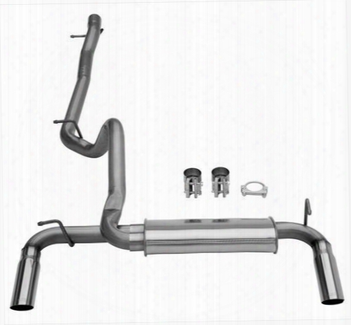 2010 Jeep Wrangler (jk) Dynomax Exhaust Stainless Steel Exhaust System