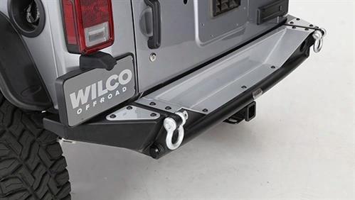 2010 Jeep Wrangler (jk) Wilco Offroad Mc2x Rear Bumper Combo