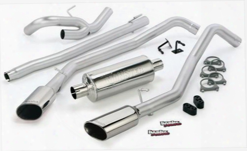 Banks Power Banks Power Power Monster Exhaust System - 48748 48748 Exhaust System Kits