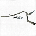 2008 DODGE RAM 1500 MBRP Pro Series Cool Duals Cat Back Exhaust System