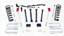 2008 DODGE RAM 2500 Pro Comp Suspension 6 Inch Stage II Lift Kit with Pro Runner Shocks