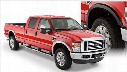 2010 FORD F-250 SUPER DUTY Bushwacker Ford Street Style Fender Flare Set