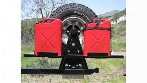 Wilco Offroad Tiregate Hitch-gate; Tire Mount Uhg1070 Uhg1070 Tire Carriers