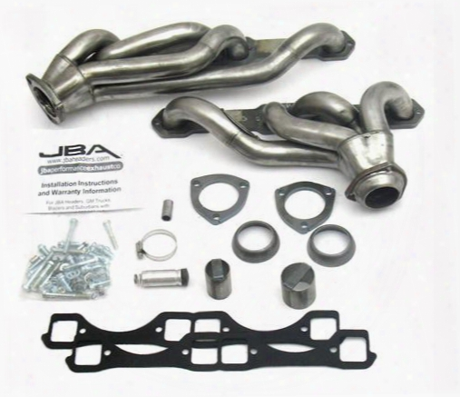1986 Chevrolet Blazer K5 Jba Headers Cat4ward Shorty Headers