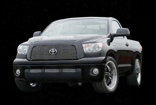 2009 Toyota Tundra Carriage Works Billet Aluminum Bolt-over Grille/bumper Insert Kit
