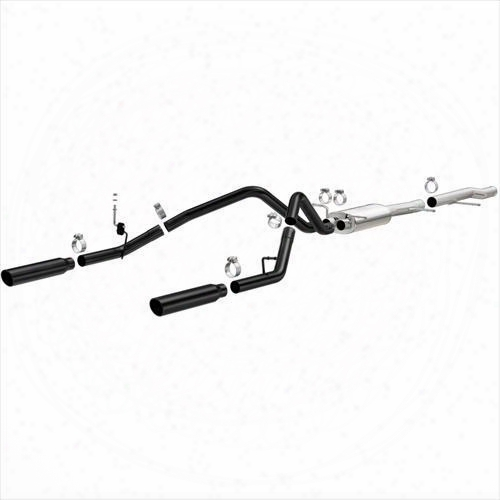 2010 Chevrolet Silverado 1500 Magnaflow Exhaust Stainless Steel Cat-back Performance Exhaust System