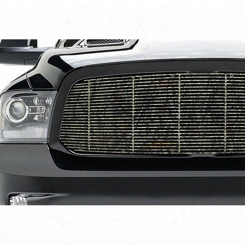2010 Ford F-150 T-rex Grilles Graphic Series; Billet Grille Insert