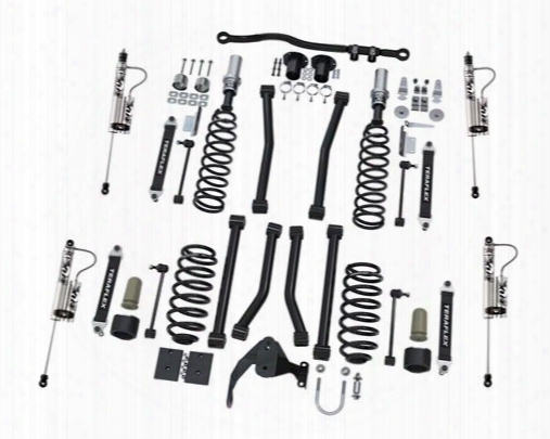 2010 Jeep Wrangler (jk) Teraflex 3 Inch S/t3 Suspension Lift Kit With Fox Shocks