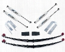 1985 TOYOTA 4RUNNER Pro Comp Suspension 4 Inch Lift Kit with ES3000 Shocks