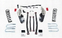 2009 DODGE RAM 2500 Pro Comp Suspension 6 Inch Long Arm Lift Kit with Pro Runner Shocks