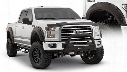 2015 FORD F-150 Bushwacker Ford F-150 Max Coverage Pocket Style Fender Flares