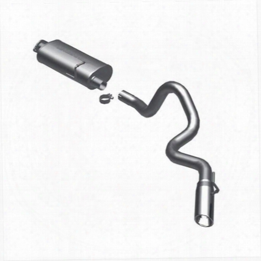 1995 Land Rover Defender 90 Magnaflow Exhaust Cat-back Performance Exhaust System