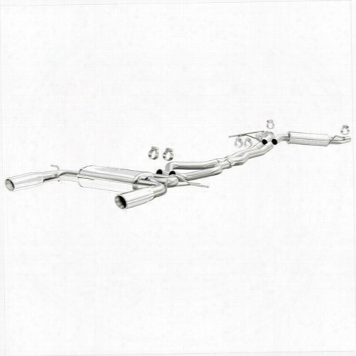 2005 Land Rover Range Rover Magnaflow Exhaust Cat-back Performance Exhaust System