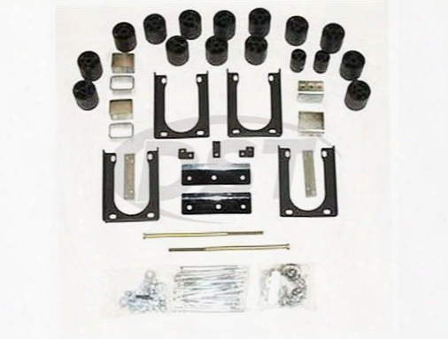 2008 Dodge Dakota Daystar 3 Inch Body Lift Kit