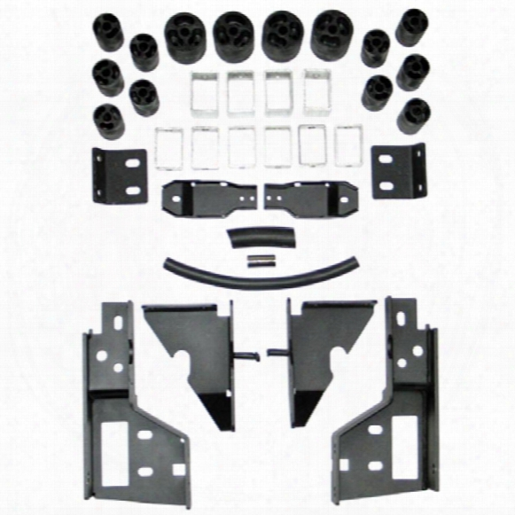 2009 Nissan Frontier Daystar 3 Inch Body Lift Kit
