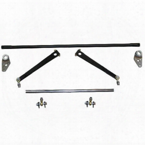 2010 Jeep Wrangler (jk) Genright Rear Sway Bar Kit