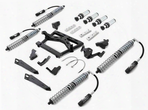 2010 Jeep Wrangler (jk) Rubicon Express Extreme-duty 4-link Long Arm Complete Coilover Kit