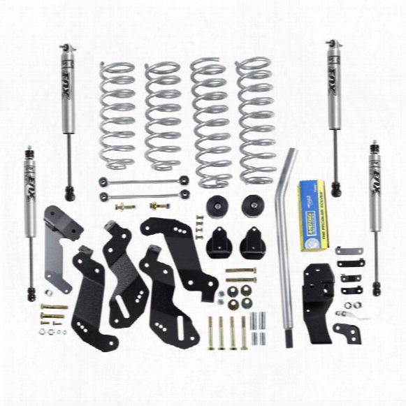 2010 Jeep Wrangler (jk) Rubicon Express Rubicon Express 3.5 Inch Sport Lift Kit With Fox Performance Shocks - Re7125fp