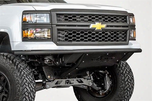 2014 Chevrolet Silverado 1500 Addictive Desert Designs Add Lite Front Bumper