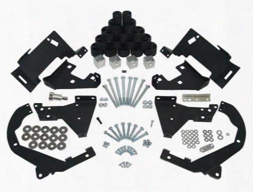 2014 Chevrolet Silverado 1500 Daystar 2 Inch Body Lift Kit