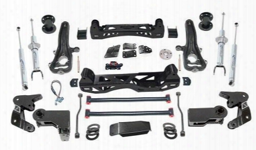 2014 Dodge 1500 Pro Comp Suspension 6 Inch Stage I Lift Kit With Pro Runner Ss Shocks
