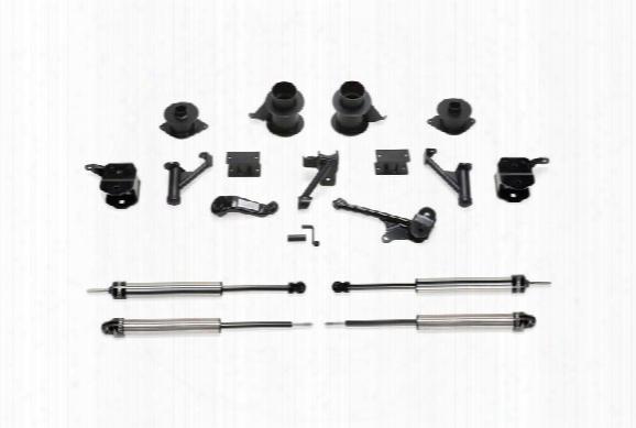 2014 Dodge 2500 Fabtech 5 Inch Basic Lift Kit W/dirt Logic Ss Shocks