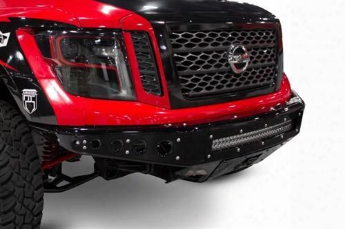 2016 Nissan Titan Addictive Desert Designs Venom R Front Bumper