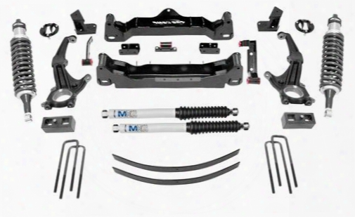 2016 Toyota Tacoma Pro Comp Suspension 6 Inch Lift Kit With Mx6 Shocks