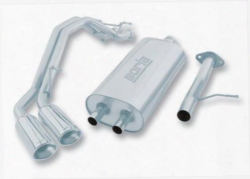 Borla Borla Cat-back Exhaust System - 140173 140173 Exhaust System Kits