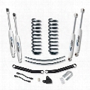 1996 JEEP CHEROKEE (XJ) Pro Comp Suspension 3 Inch Lift Kit with ES3000 Shocks
