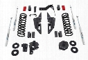 2013 DODGE 2500 Pro Comp Suspension 4 Inch Lift Kit with ES9000 Shocks