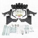 2014 GMC SIERRA 1500 Daystar 2 Inch Body Lift Kit