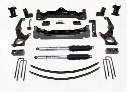 2016 TOYOTA TACOMA Pro Comp Suspension 6 inch Lift Kit with Pro Runner Shocks
