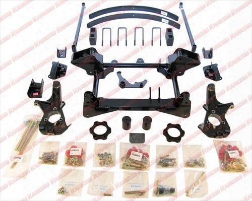 1999 Chevrolet Silverado 1500 Rancho 4 Inch Lift Kit
