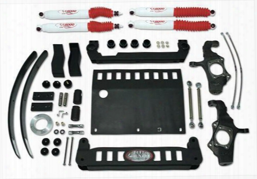 2008 Chevrolet Colorado Tuff Country Lift Kit W/shock