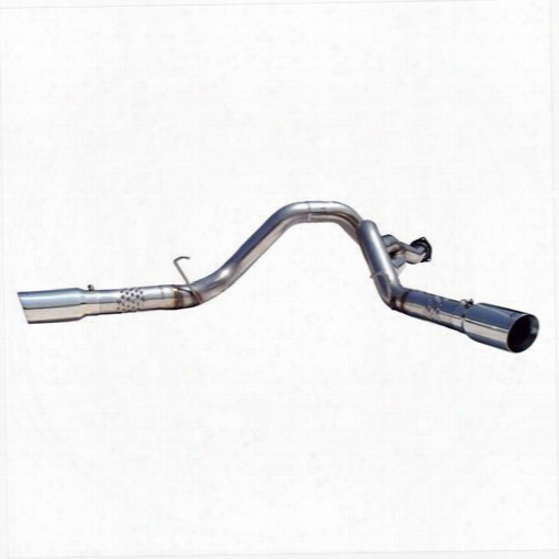 2010 Chevrolet Silverado 2500 Hd Mbrp Pro Series Cool Duals Filter Back Exhaust System