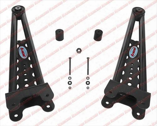 2010 Ford F-250 Super Duty Rancho 2.5 Inch Primary Front Suspension Lift Kit